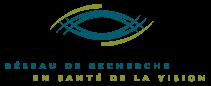 Réseau de recherche en santé de la vision Logo